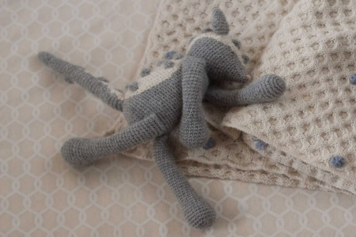 mrslovegood armadillo handmade baby alpaca baby ash1