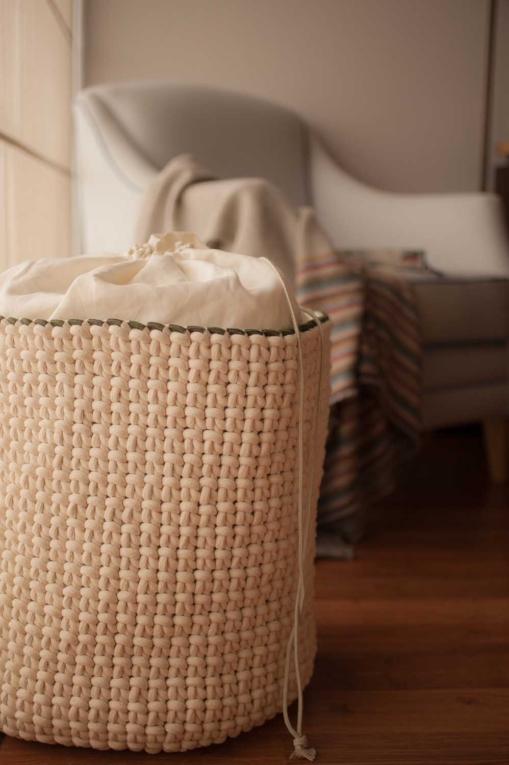 mrslovegood sally handmade cotton basket pinegreen1